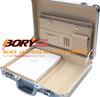 Portable 17 aluminum laptop case factory price