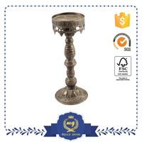 mosaic church votive religious metal candle holders centerpiece