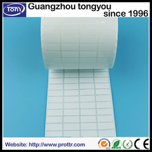 Cheap price custom removable adhesive avery sticker label paper wholesale