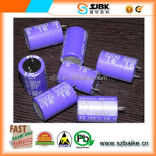 high-capacity Organic Solid Capacitor 16V 1000uf New Original In stock