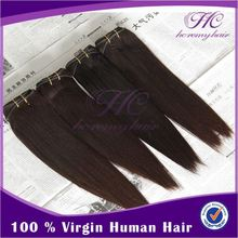 100% Human Hair fashion italian yaki hair