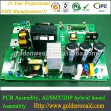 professional pcba assembly & pcb design contract manufacture for water controller systems multilayer pcba assembly