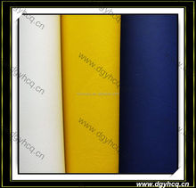 Yuhua professional pu microfiber leather supplier for football volleyball basketball golf leather material