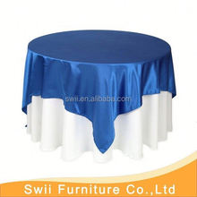 easy clean pvc table cloth rosette satin table cloth