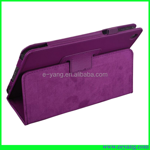 flip pu leather cover case for lenovo a5500 with stylus pen holder