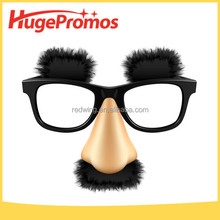 Wiggling Eyebrow and Moustache Disguise Set