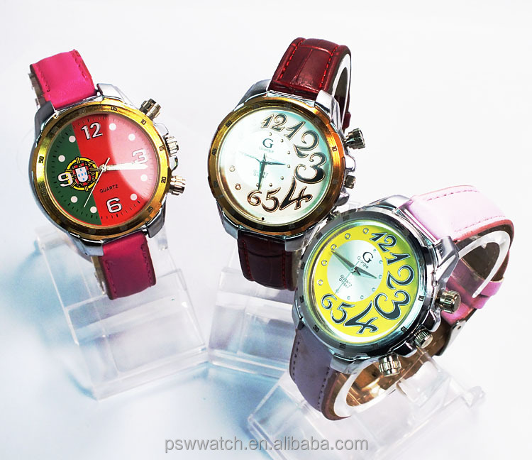 2015 hot sale fashion ladies vogue watches