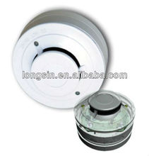 Stable performance 2wired or 4wired Network smoke alarm use for home&security