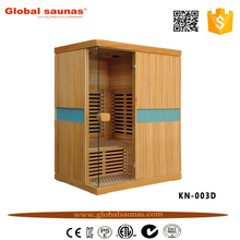 full spectrum carbon heater portable mini dry outdoor infrared sauna room