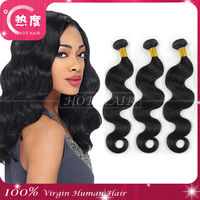 Wholesale Peruvian Hair 6A Remy Human Hair Extension Unprocessed Natural Body Wave 100% Human Peruvian Virgin Hair