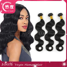 Wholesale Peruvian Hair 6A Remy Human Hair Extension Unprocessed Natural Body Wave 100% Human Peruvian Virgin Hair