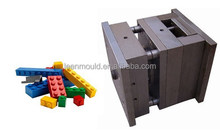 Taizhou Leen Professional Plastic Injection Baby Toys Mould,Kids Lego Plastic Toy Mould