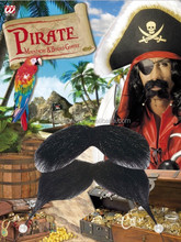 Most Popular PIRATE MOUSTACHE & BEADED GOATEE