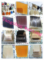 for soft brush 60% 51mm high quality china pig hair bristles mixed synthetic bristle