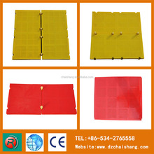 2015 Conton Fair exporting 16mm Poly coated sieve screen,sand mesh sieve in Australia