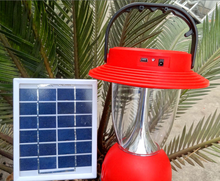 Portable Dynam solar 18 Leds Solar lantern lamp and 1 Watt spotlight with 2 Watt solar panel,solar led lamp