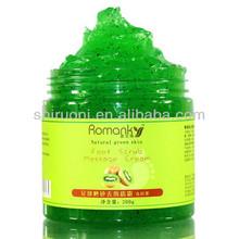 Natural Aloe ,fruit, plant Facial body Scrub