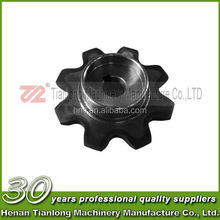 Mini Tractor Type Corn Straw Harvester/Forage Harvester Agricultural Farm Sprocket Wheel Gear