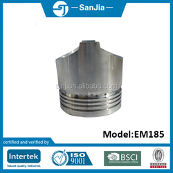 China four stroke engine tractor parts EM185 piston