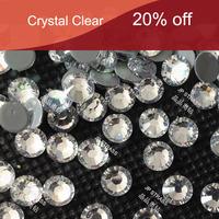 Crystal rhinestone for bracelet chain trimming ,hot fix rhinestone