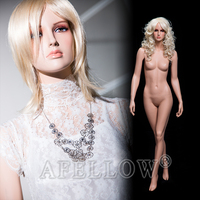 ELISSA8 Cheap realistic sexy lifelike full body female mannequin for sale
