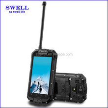 Cheapest 4.5 inch 3G IP68 waterproof dual core dual sim smart phone MT6589W Android 4.2 push to talk M8