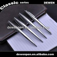2013 dewen flexible fine tip gift metal ball pen