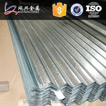 Corrugated Aluminum Zinc Stone Coated Roofing Sheet