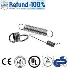 truck spring spiral torsion spring hair clip spring