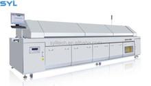 SYL-R8800 Lead Free Energy Saving Large Reflow Soldering Machine