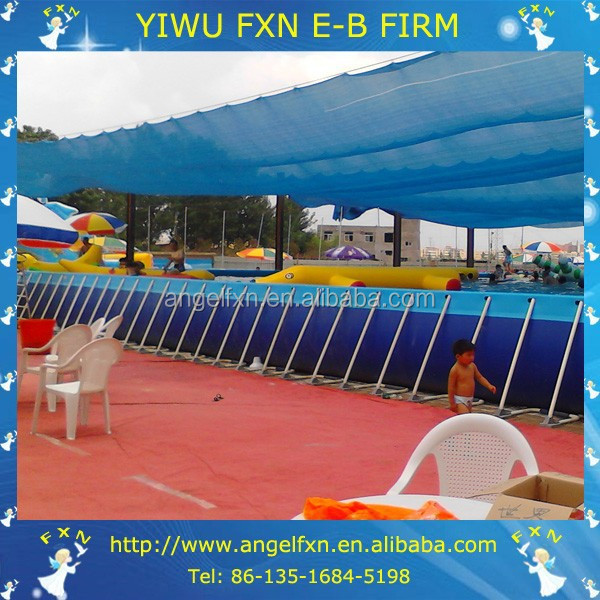 Above ground metal frame swimming pool buy metal frame for Purchase above ground swimming pool