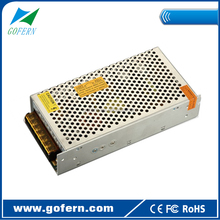 200W LED driver 5V 40A switching power supply transformer, SMPS CE certification.