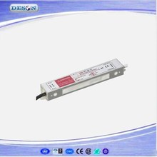 12/24VDC 30W IP67 Waterproof LED Driver SMPS , Switching Power Supply Series LPV-30