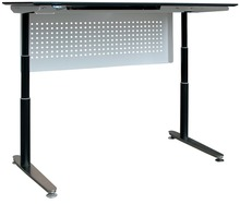 Electric height adjustable Sit-Stand office table