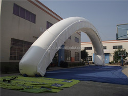 White color inflatable arch for sale