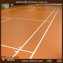 PVC Plastic Badminton Court Sports Flooring India