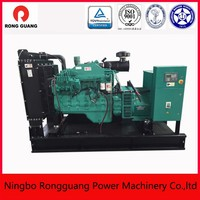 RK132GF 120KW(150kva) diesel generators cummins engine assembly