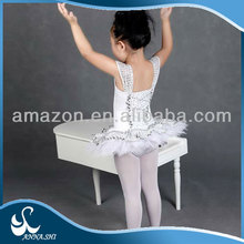 Professional manufacture 2015 new style Fitting Wholesale child latin dance costume