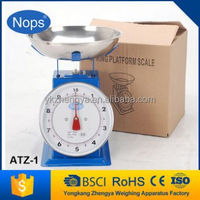 CE Approval item ATZ-1 weighing scale balance spring scale