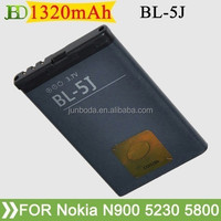 New 2015 BL-5J BL5J Battery For Nokia 200 201 C3-00 5230 5233 Battery AKKU Bateria Batterij