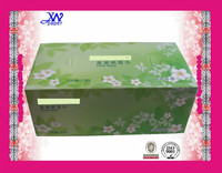 Wholesale Soft cube or flat facial tissue box design