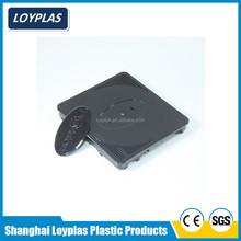 Shanghai custom new laptop shell plastic injection mold