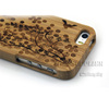100% Perfect+ High quality bird wooden case for iphone 5s best factory price for iphone cases