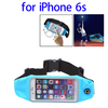 Cheap Price Waterproof Nylon and PVC Waterproof Sports Bag for iPhone 6s with Earphone Hole