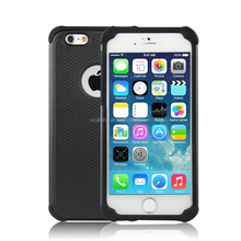 Hot Selling 2 in 1 Silicone With PC Shockproof Back Case For iPhone 6/6s/6 plus/6s plus