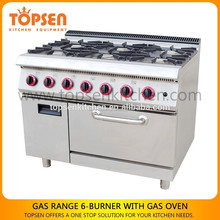 Popular Gas Range Oven & Gas Range With 4 Burner & Oven