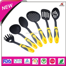 colorful nylon kitchen gadget for cooking
