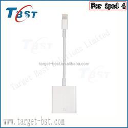 Wholesale price for ipad mini ipad 4 sd card camera reader