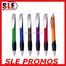 Plastic Colorful Short Pen Student Ball Point Pen Chinese Cheap Pen