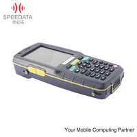 Speedata TT35 Android 4.0 PDA with Barcode scanner/RFID Reader/Printer all in one device (IP65,Rugged,Phone features)